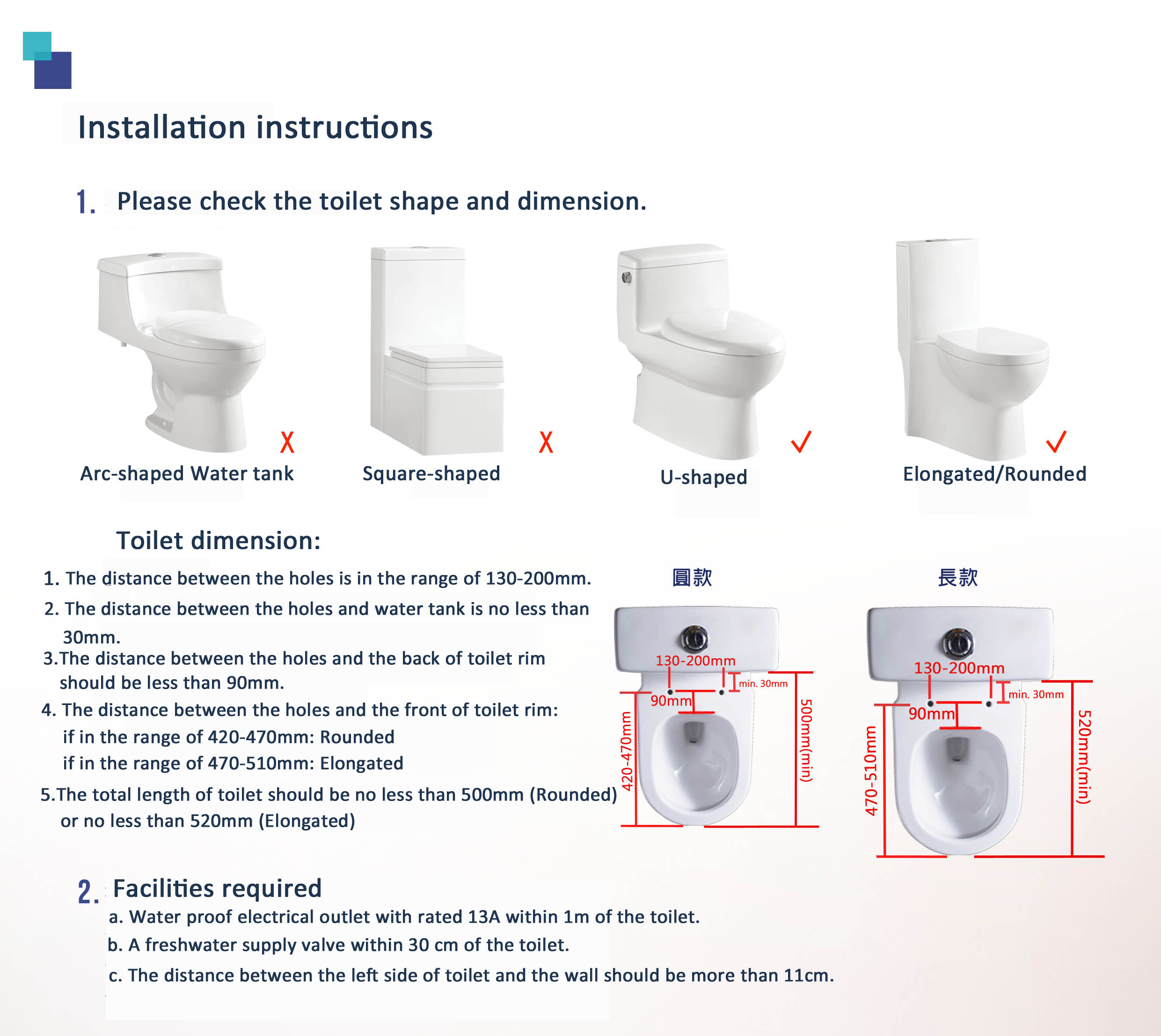 Richford Korean Electronic Bidet R2d 8860l Elongated
